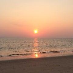 Photo taken at Amandara Island Resort Phang Nga by Dano S. on 3/30/2014