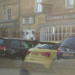 Photo taken at Stow-on-the-Wold by aswanism on 3/28/2016