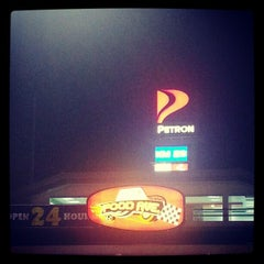 Photo taken at Petron Service Station by Dino J. on 11/30/2012