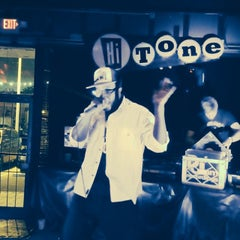 Photo taken at Hi-Tone by John S. on 7/19/2014