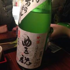 Photo taken at 蔵元豊祝 大和西大寺店 by Toru T. on 12/15/2015