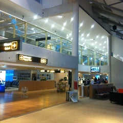 Photo taken at Tallinn Airport (TLL) by Aleksey T. on 1/11/2013
