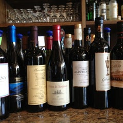 Photo taken at Brooklyn Heights Wine Bar by Brian on 10/14/2012