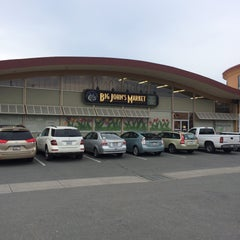 Photo taken at Big John's Market by Danette D. on 1/21/2016