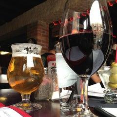 Photo taken at Metropolitan Coffeehouse & Wine Bar by Elianne R. on 5/27/2013