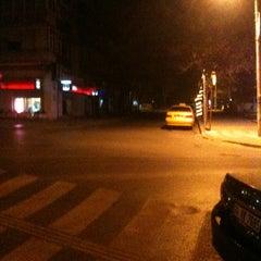 Photo taken at İstasyon Caddesi by Coco P. on 3/24/2013