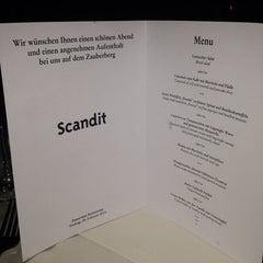 Photo taken at Schatzalp Panorama Restaurant by Samuel M. on 2/28/2014