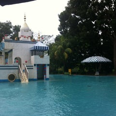 Photo taken at A'Famosa Water World by Yasser A. on 10/19/2012
