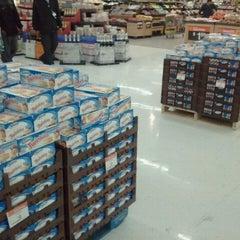 Photo taken at Walmart Supercenter by Natasha F. on 12/3/2012