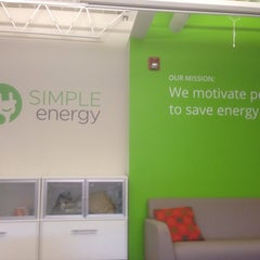 Photo taken at Simple Energy by Brett J. on 4/23/2014