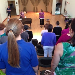 Photo taken at Sammons Center for the Arts by Virginia A. on 8/25/2015