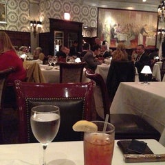 Photo taken at Delmonico's Restaurant Steak House Grill by Tyson H. on 10/18/2012