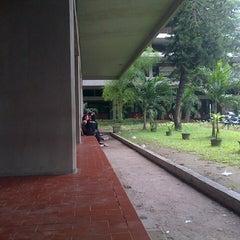 Photo taken at Universitas HKBP Nommensen by MeiRindaAgnesta on 11/12/2013
