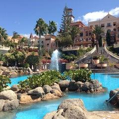 Photo taken at Gran Hotel Bahía del Duque Resort by Anastasia K. on 3/23/2013