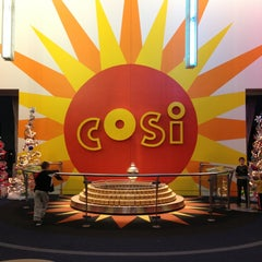 Photo taken at Center of Science and Industry (COSI) by Jess W. on 12/22/2012