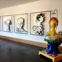 Photo taken at Charles M. Schulz Museum & Research Center by Dohoon K. on 7/8/2013
