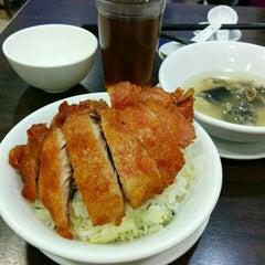 Photo taken at Delicious Kitchen 美味廚 by Martin P. on 4/26/2015