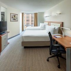 Photo taken at SpringHill Suites Chicago Downtown/River North by SpringHill Suites Chicago Downtown/River North on 5/27/2015