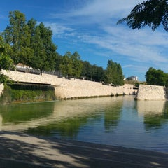 "Photo taken at Parc de ""La Canaleta"" by Kadir İ. on 8/29/2015"