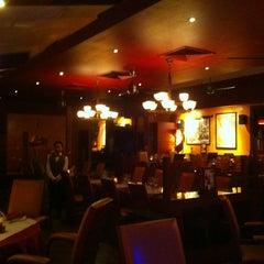Photo taken at Paris Bangkok French Restaurant and Lounge by Lek on 1/26/2013