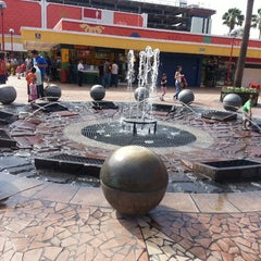 Photo taken at Plaza del Sol by Alex P. on 4/28/2013