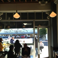 Photo taken at Caffe Luxxe by David K. on 1/12/2013