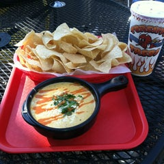 Photo taken at Torchy's Tacos by Javi T. on 1/22/2013