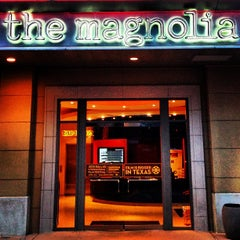 Photo taken at The Magnolia by Dallas Film Society on 3/21/2013