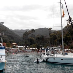Photo taken at Catalina Cantina by Maks K. on 8/3/2014