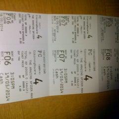 Photo taken at Platinum Cineplex by tiwi p. on 5/19/2014