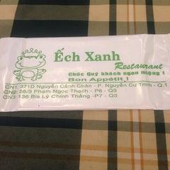 Photo taken at Ếch Xanh Restaurant by Gió Biển M. on 12/19/2014