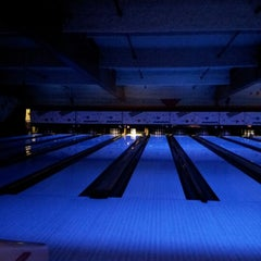Photo taken at Roxbury Lanes by Anthony A. on 10/13/2012
