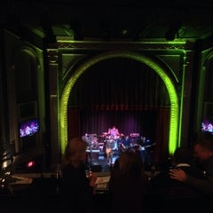Photo taken at Old Town Theater by Doug S. on 12/1/2013