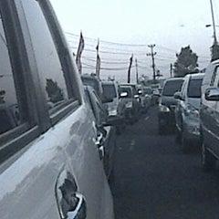 Photo taken at Jl. Raya Solo - Yogya by annissa mahar n. on 8/10/2013