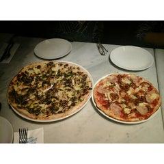 Photo taken at Pizza Marzano by yustika w. on 4/29/2014