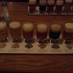 Photo taken at Rock Bottom Brewery by Christine W. on 11/29/2012