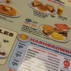 Photo taken at Waffle House by Connie S. on 3/20/2015