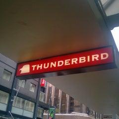 Photo taken at Thunderbird by Alex I. on 12/4/2012