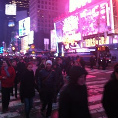 Photo taken at Manhattan, NY by Graeme J. on 3/21/2013