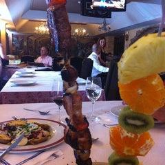 Photo taken at Taverna dos Piratas by Maria D. on 8/8/2014