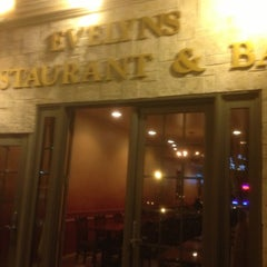 Photo taken at Evelyn's Restaurant & Bar by Dan B. on 10/19/2012