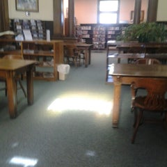 Photo taken at Spies Public Library by Pamela c. on 11/13/2012