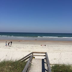 Photo taken at Wilbur-by-the-Sea Beach by Hannah W. on 10/17/2015