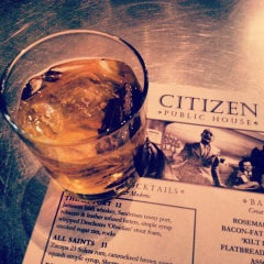 Photo taken at Citizen Public House by Jeremy B. on 3/4/2013