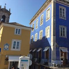 Photo taken at Sintra by Ozlem D. on 11/15/2015