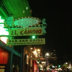 Photo taken at Casino El Camino by Joel S. on 3/8/2013