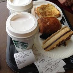 Photo taken at Starbucks by Aziza B. on 5/9/2013
