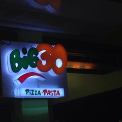 Photo taken at Big30 Pizza Pasta by doc4kids E. on 4/5/2014