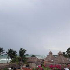 Photo taken at El Anclote Condos by Laura A. on 9/14/2014