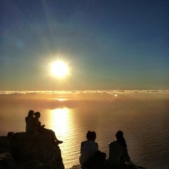 Photo taken at Lions Head (summit) by alessiolr on 10/12/2012